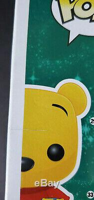 Funko Disney Pop Vinyle Winnie L'ourson 32 Retraité Voutée Authentique Foi