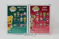 Funko Pop! Disney # 32 Winnie L'ourson Et Tigrou # 47. Disney Lot De Deux