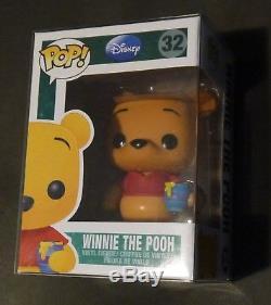 Funko Pop! Disney # 32 Winnie L'ourson Retiré Vaulted Nouveau