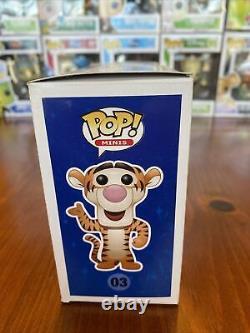 Funko Pop! Disney Winnie L'ourson & Tigger #03