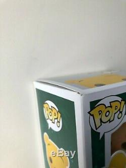 Funko Pop Disney Winnie The Pooh Floque Sdcc 2012 Comic Con Le 480 Piece Ltd