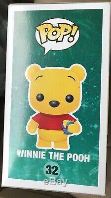 Funko Pop! Figurine En Vinyle Disney # 32 Winnie L'ourson Near Mint