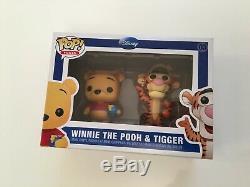 Funko Pop Pop Minis Pack De 2 Winnie L'ourson Et Le Tigrou Vaulted