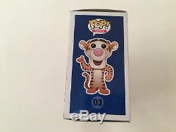 Funko Pop Pop Minis Winnie L'ourson Et Tigrou Pack 2 Voûté