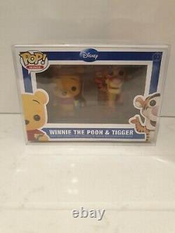 Funko Pop! Vinyle Minis Disney Winnie The Pooh & Tigger 2 Pack