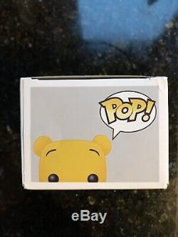 Funko Pop Winnie L'ourson Disney Original Vaulted