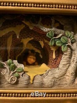 Galerie De Lumière Olszewski Winnie L'ourson Coincée Dans Une Situation Délicate Rare