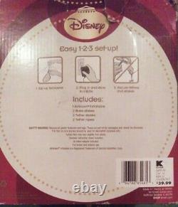 Gemmy Disney Winnie The Pooh Eeyore 3' Airblown Inflatable Christmas New In Box