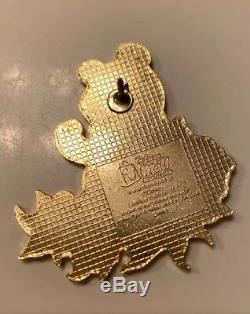 Japon Disney Mall Baby Winnie L'ourson Et Le Cochon Feuilles D'automne Le 100 Htf Rare