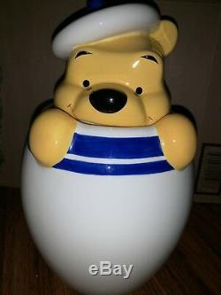 Jarre À Biscuits Porcinet Tigger Eeyore Disney Winnie L'ourson