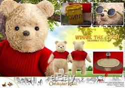 Jouets Chauds Christopher Robin Winnie The Pooh 1/6 Action Figure Mms502