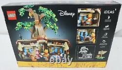 Lego 21326 Disney Winnie Idées Pooh #034 1265pcs Nouveau