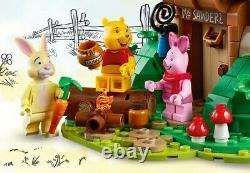Lego 21326 Idées Winnie L'ourson (1265 Pcs) Flambant Neuf! Précommande