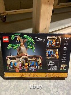 Lego 21326 Idées Winnie L'ourson Flambant Neuf Et Scellé. L'acheteur Paie L'expédition