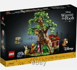 Lego Disney Winnie The Pooh Nouvelle Version 2021 Scellé
