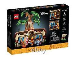 Lego Ideas Winnie L'ourson 21326 Bnisb Au Vendeur