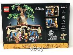 Lego Idées 21326 Winnie Le Pooh Disney Nouveau