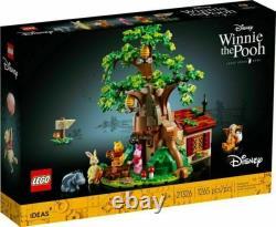 Lego Idées Winnie Le Pooh (21326)