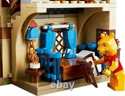 Lego Ides 21326 Disney Winnie Le Pooh Livraison Gratuite