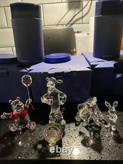 Les Figurines De Swarovski Disney Winnie The Pooh