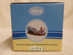Les Vacances Entre Amis De Winnie Pooh Chez Walt Disney Seront Comblées Par De Petites Surprises