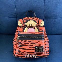 Lounfly Disney Winnie Le Pooh Tigger Cosplay Mini Sac À Dos T.n.-o. À Maintenant