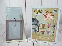 Loungefly Disney Winnie L'ourson Bourriquet Sac À Dos Titulaire Diamant Funko Pop