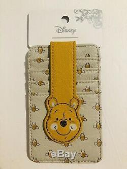 Loungefly Disney Winnie L'ourson Corduroy Bkpk, Sacs Et Cosmétiques (titulaires De Carte 3)
