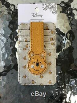 Loungefly Disney Winnie L'ourson Sac À Dos Bee Set Automne Titulaire Titulaire
