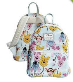 Loungefly Disney Winnie The Pooh Balloon Friends Mini Sac À Dos Preorder T.n.-o.