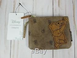 Loungefly Sac À Bandoulière Et Porte-cartes Disney Winnie The Pooh (territoires Du Nord-ouest)