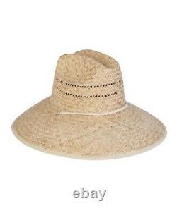Manque De Couleur Vista Straw Hat Size S (21.6)