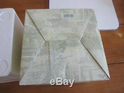 Michel Classic Ourson Bibliothèque Music Box Porcinet Tigrou Livres 1963 In Box Xx-rare