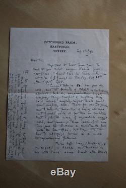 Milne, A. A. (1926) Winnie-the-pooh, Première Édition Britannique De Luxe Avec Lettres Dédicacées