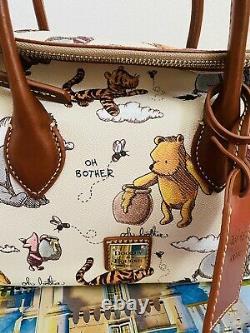 Nouveau 2020 Disney Parks Dooney & Bourke Winnie The Pooh Crossbody Sac Satchel