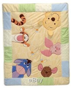 Nouveau Disney Bébé Ourson 7 Peeking Articles Pour Bébé Chambre De Bébé Literie Unisexe Tru