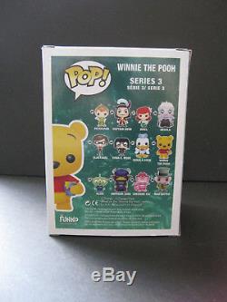 Nouveau Funko Disney Pop! Vinyl # 32 Winnie L'ourson Près De La Menthe