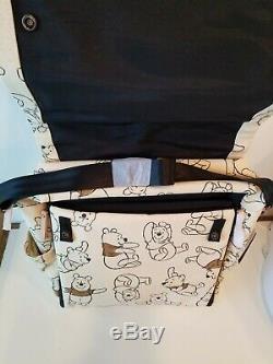 Nouveau Sac À Langer Disney Bottom Pickle Bottom / Boxy Backpack Winnie The Pooh
