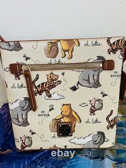 Nouveaux Parcs Disney 2020 Winnie The Pooh Crossbody Bag Dooney & Bourke