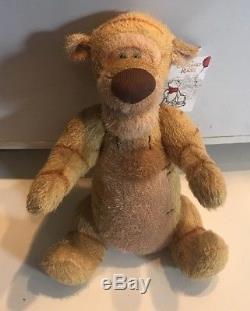 Nouveaux Parcs Disney Winnie The Pooh Christopher Robin Film Tigger Plush