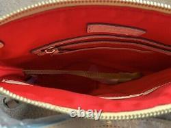 Nwt Dooney & Bourke Disney Winnie The Pooh Crossbody Letter Carrier Bag