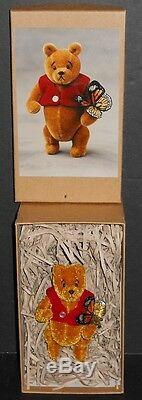 Petit Bijou Teddy Bears Disney Winnie L'ourson Édition Limitée Nmib