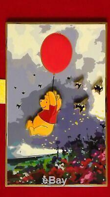 Pin 113592 Série Acme Artiste Jusqu'où Est Votre Miel Winnie L'ourson