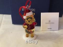 Plume 200 $ Swarovski Winnie L'ornement De Noël # 5030561