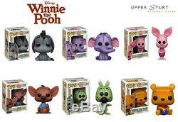 Pop Disney Winnie L'ourson All 6 Pops Inclus Funko Pop Vinyle