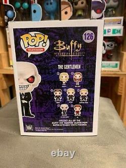 Pop Tv Buffy La Tueuse Vampire La Gentleman 126 Pop Vinyl Expert Emballage