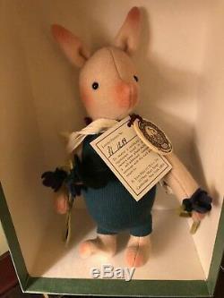 Porcinet R John Wright De La Poupée Winnie L'ourson, Édition Limitée De Disney