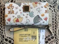 Porte-monnaie Disney Dooney & Bourke Winnie L'ourson Wrislet Tigger Bourriquet & Pals