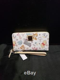 Portefeuille Winnie L'ourson Disney Dooney Bourke, Porcelet Eeyore Tigger