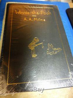 Presse Easton A. A. Milne Ensemble Scellé De 4 Winnie L'ourson